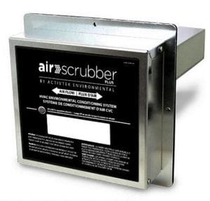 Air Scrubber UV light cleaner
